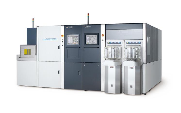 Disco Precision Machines Dicing Grinding Service